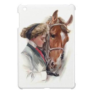 Her Favorite Horse iPad Mini Cover