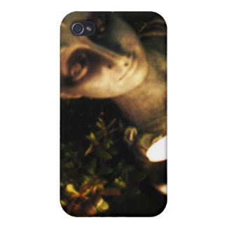 Her Glow Cover For iPhone 4