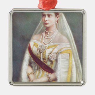 Her Imperial Majesty The Empress of Russia Christmas Ornament