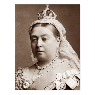 Her Imperial Majesty The Queen-Empress Victoria Postcard