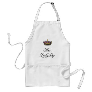 Her Ladyship Aprons