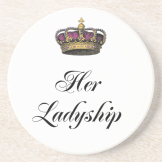 Her Ladyship Coaster