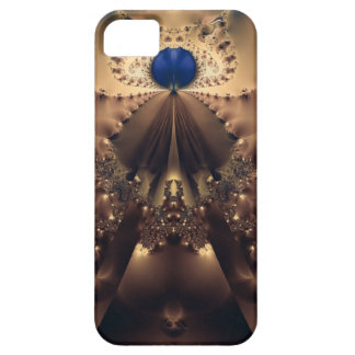 Her Majesty Fractal iPhone 5 Case