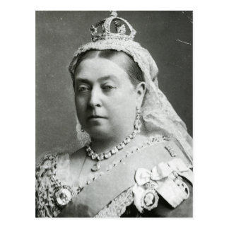 Her Majesty Queen Victoria Postcard
