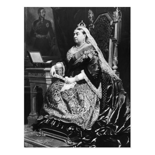 Her Majesty Queen Victoria Post Cards