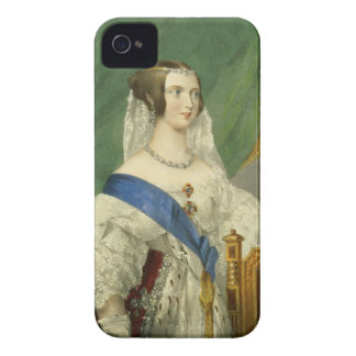 Her Most Gracious Majesty Queen Victoria 1819-19 iPhone 4 Cases