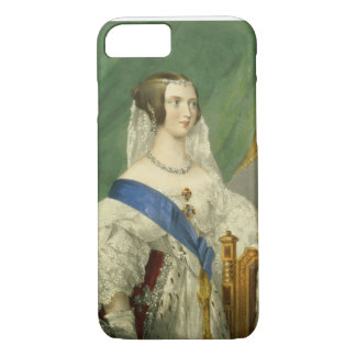 Her Most Gracious Majesty, Queen Victoria (1819-19 iPhone 8/7 Case