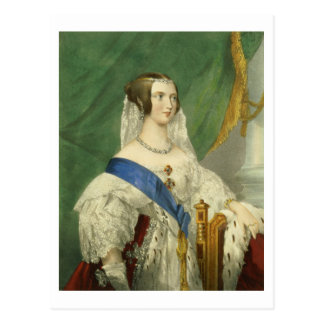 Her Most Gracious Majesty, Queen Victoria (1819-19 Postcard