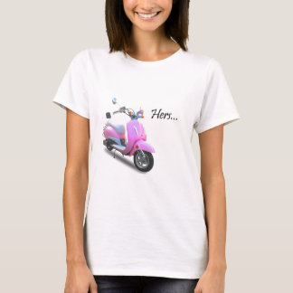 Her Scooter T-Shirt
