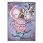 Her Secret Name - Fairy Greeting Card