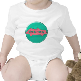 Her Sweet 16th Birthday Gifts Baby Bodysuit