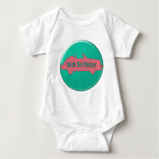 Her Sweet 16th Birthday Gifts Tees