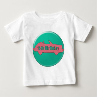 Her Sweet 16th Birthday Gifts Tshirts