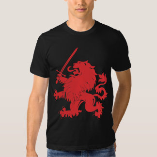 Heraldic Lion Shirts