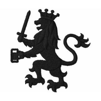 Heraldic Lion with Beer Mug