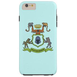Heraldic Monkeys iPhone 6 Plus Case