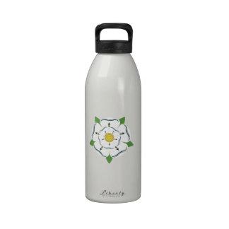 Heraldic Rose Drinking Bottles