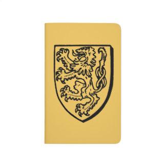 Heraldry: Lion Journal