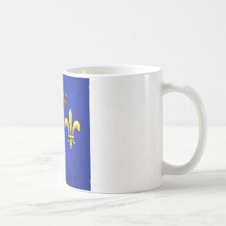 Heraldry of Joan of Arc Jeanne d'Arc Coffee Mug