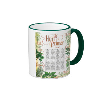 Herb Primer Mug