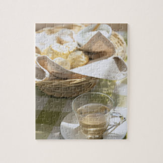 Herb Tea and Corn Jigsaw Puzzle