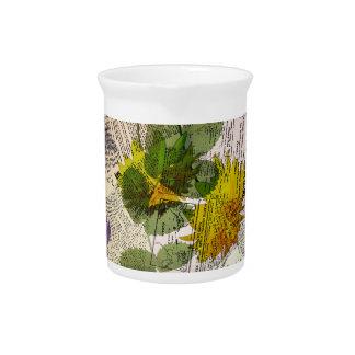 Herbarium Pitcher