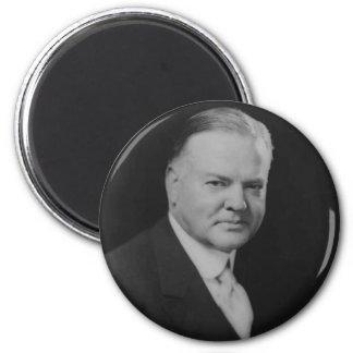 Herbert Hoover 31 6 Cm Round Magnet