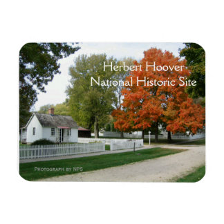 Herbert Hoover Birthplace Magnet