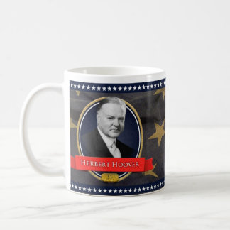 Herbert Hoover Historical Mug