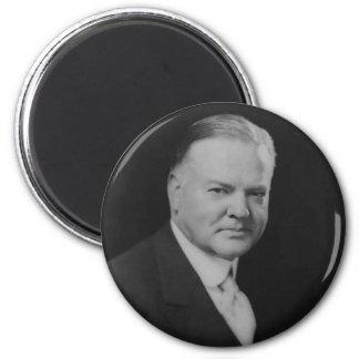 Herbert Hoover Fridge Magnets