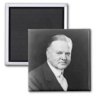 Herbert Hoover Refrigerator Magnets