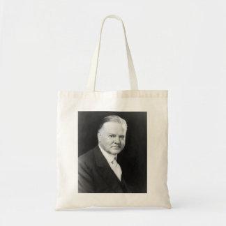 Herbert Hoover Tote Bag