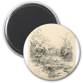 Herbert Railton 6 Cm Round Magnet