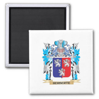 Herberte Coat of Arms - Family Crest Magnets