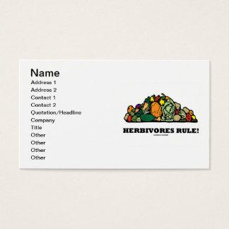 Herbivores Rule! (Pile Of Vegetables)
