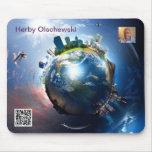 Herby Olschewski - Mouse Pad