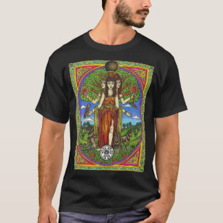 Hercate Goddess of the Cross Roads, T-Shirt