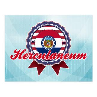 Herculaneum, MO Postcard