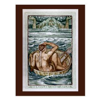 Hercules and Atlas Post Cards