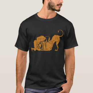 HERCULES and LION T-Shirt