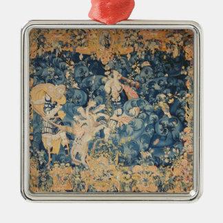 Hercules and the Lernaean Hydra Christmas Ornament