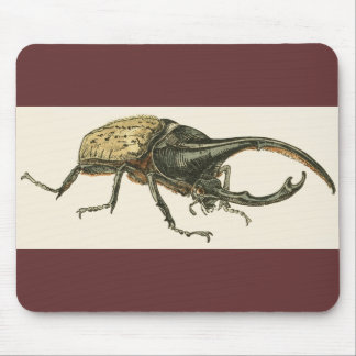 Hercules Beetle Mouse Pads