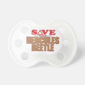 Hercules Beetle Save Dummy