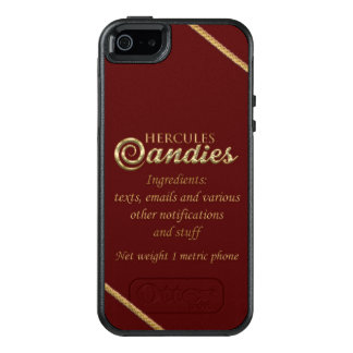 Hercules Candy Otterbox Cell Phone Case