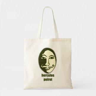 Hercules Poirot Tote Bag