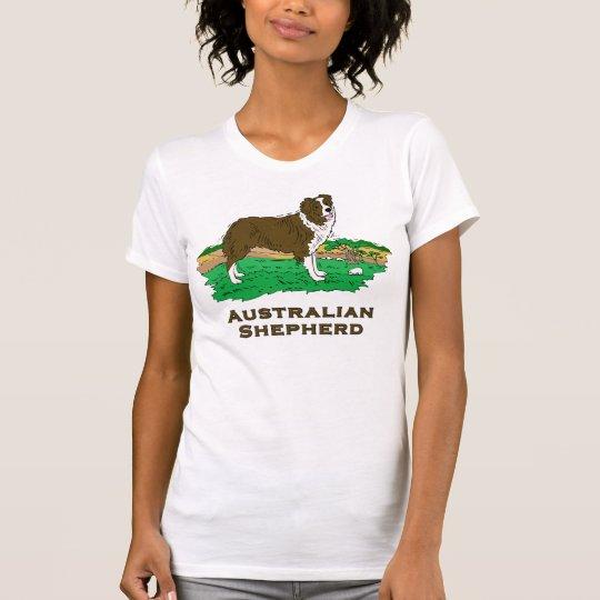 Herding Australian Shepherd Shirt