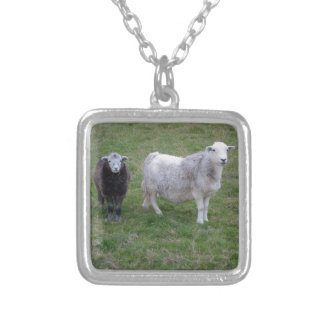 Herdwick Ewe and Lamb Necklace