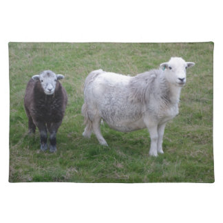 Herdwick Ewe and Lamb Placemat
