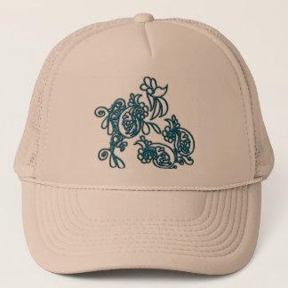 Here chick trucker hat