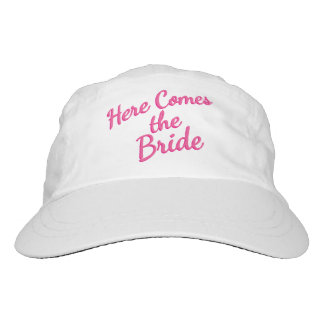 Here Comes The Bride Baseball Cap